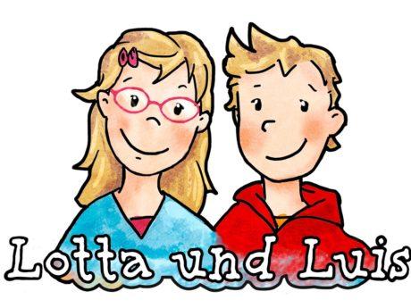 Lotta und Luis Logo 2