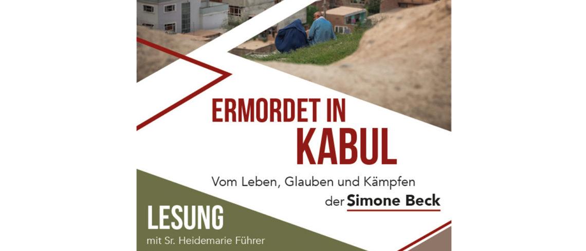 Ermordetin Kabul Homepage