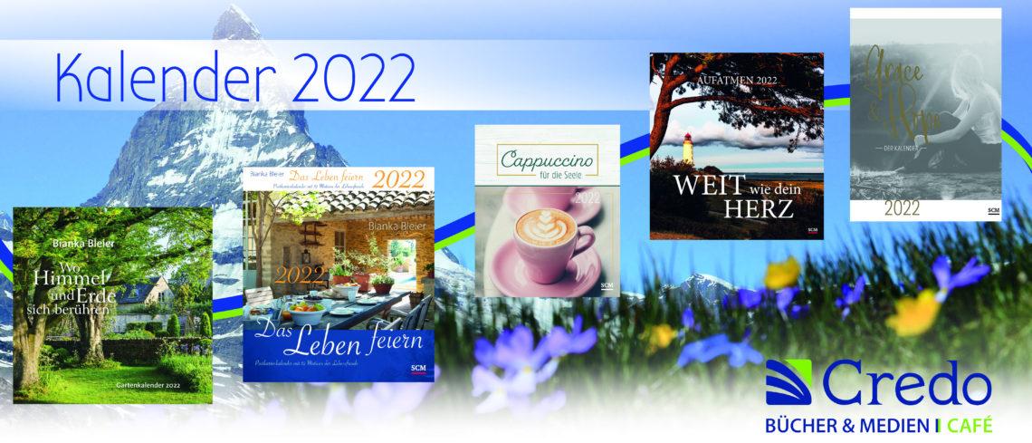 Werbung Kalender 2021