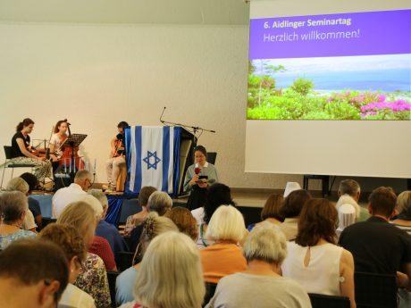 01 Israel Seminartag 2019
