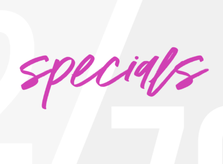 Over Project specials