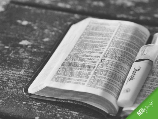 Bibel 70er