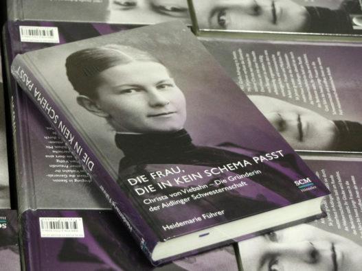 Christa von Viebahn Buchcover