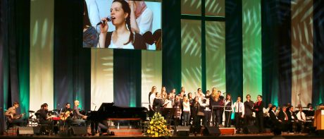 2016 Jahrestreffen Chor