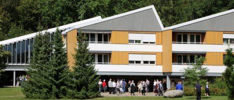 2016 Zelthaus nach Bibelstunde 2