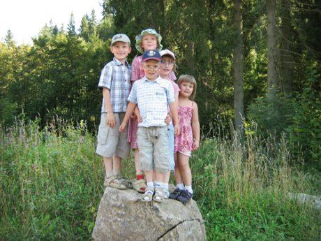 Tannenhoehe - Familienfreizeiten