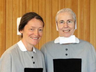 Sr. Regine Mohr, Sr. Renate Kraus 300dpi