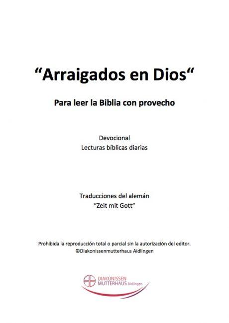 Zeit mit Gott: Portada Cover