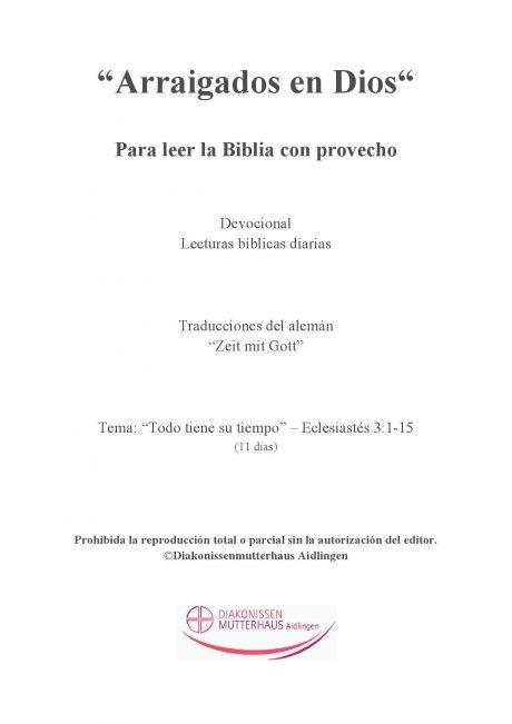 Zm G Eclesiastés 3 15 Cover1