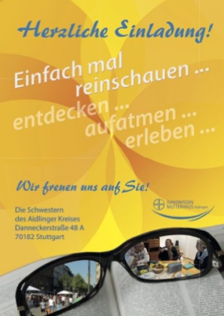 Bibelstunden Stuttgart Cover